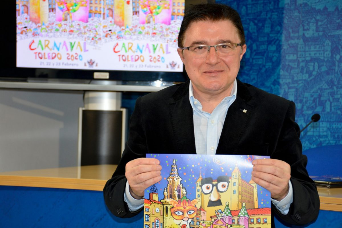 """https://www.toledo.es/wp-content/uploads/2020/02/rp-carnaval-2020-01-1200x800.jpg. El Carnaval será """"más vistoso, participativo e inclusivo que nunca"""" e incorporará 36 comparsas en el Gran Desfile"""