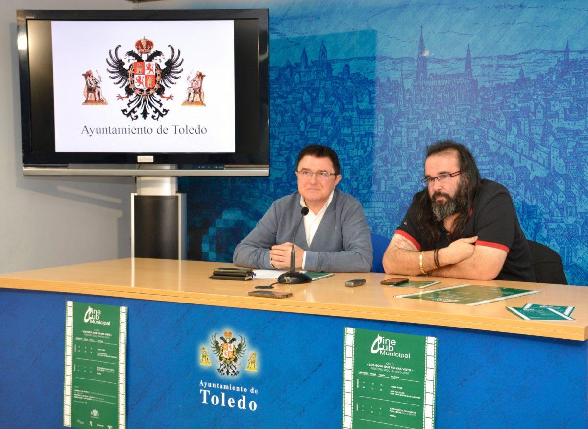 https://www.toledo.es/wp-content/uploads/2020/02/rp-cine-club-01-1200x875.jpg. 'Los Goya que no has visto', título del nuevo ciclo del Cine Club Municipal que arranca el 17 de febrero con cuatro títulos