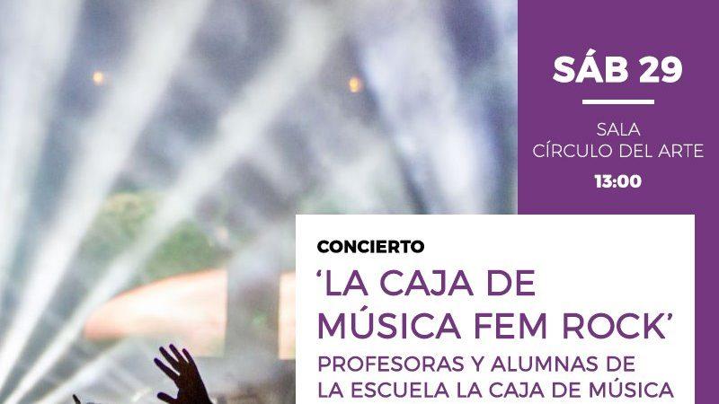 Festival FEM 20. Sábado 29 de febrero.…