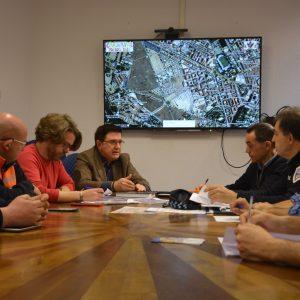 l Ayuntamiento cierra los detalles de movilidad y seguridad del Carnaval en una reunión de trabajo con Policía Local y Protección Civil