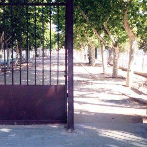 l Ayuntamiento de Toledo cierra los parques de la ciudad ante la previsión de fuertes rachas de viento