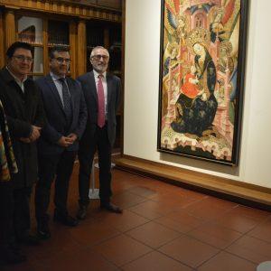 l Ayuntamiento agradece en el Museo del Greco la colaboración que permite engrandecer el patrimonio temporal