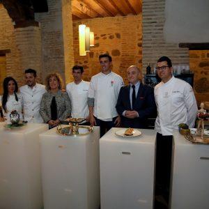 l Gobierno municipal destaca la apuesta del Grupo Vive Toledo por una oferta hostelera de calidad en la ciudad
