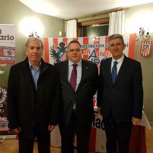 l Gobierno municipal acompaña a la Peña Atlética 1903 de Toledo en su 17 aniversario