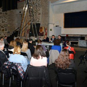 l Gobierno municipal refuerza la programación con fines solidarios del Teatro de Rojas que llegará en el mes de junio