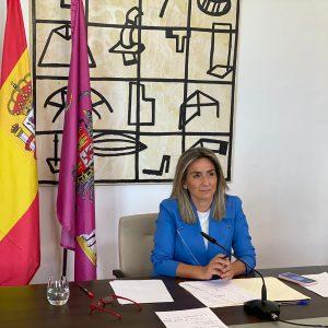 """a alcaldesa señala el ejemplo de la ciudadanía durante el confinamiento """"como principal aval para afrontar la desescalada"""""""