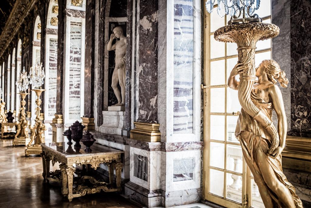 isita virtual al Palacio de Versalles