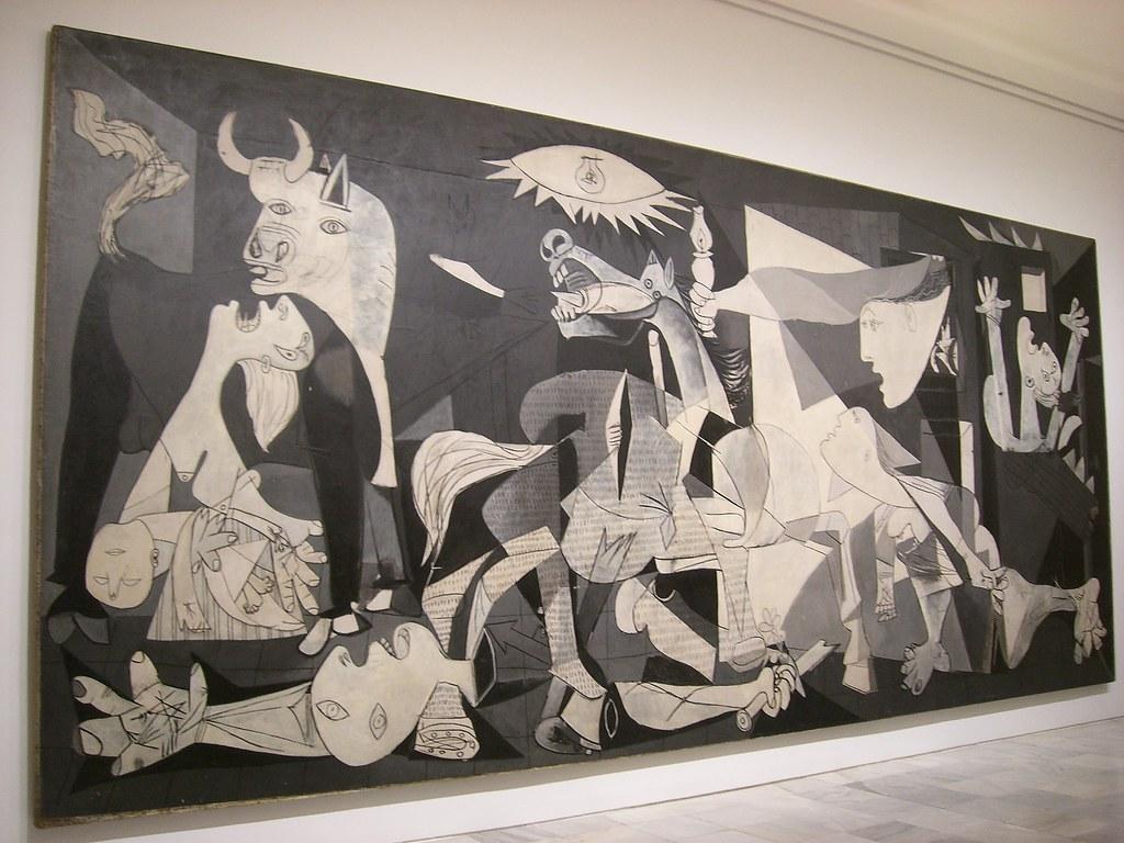 useo Reina Sofía. Repensar el Guernica