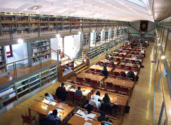 iblioteca de CLM