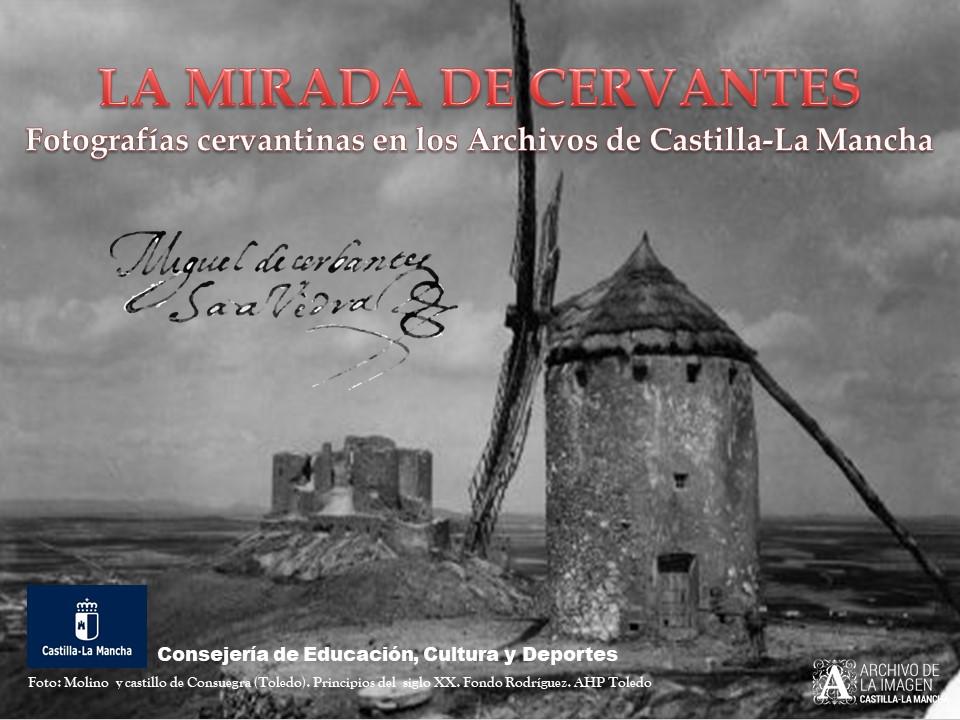 #8216;La mirada de Cervantes'