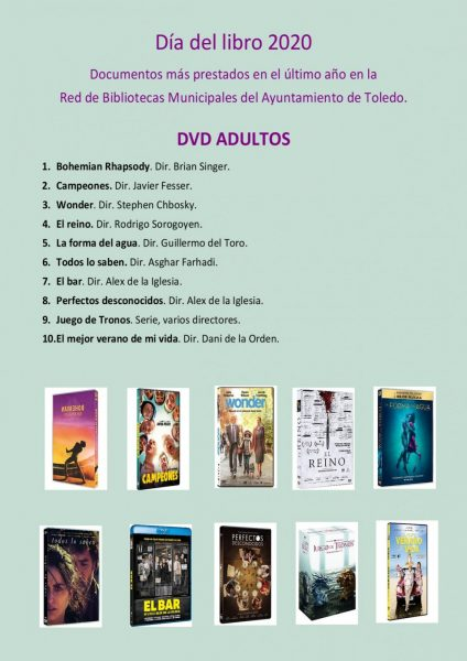 DVD adultos