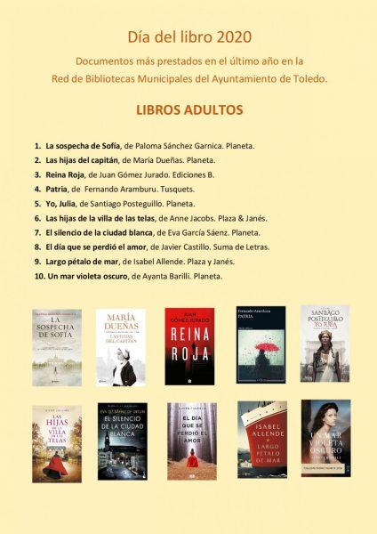 libros adultos