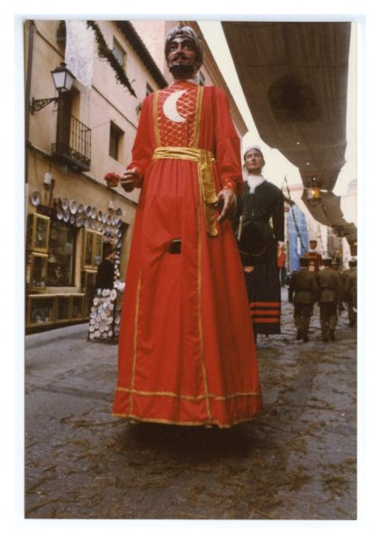009_Fiestas del Corpus de 1997_Foto de Juan Ignacio de Mesa