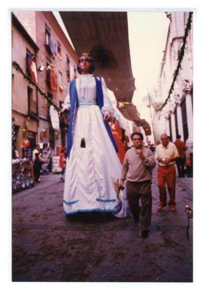 010_Fiestas del Corpus de 1997_Foto de Juan Ignacio de Mesa