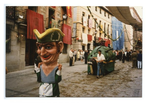 012_Fiestas del Corpus de 1997_Foto de Juan Ignacio de Mesa