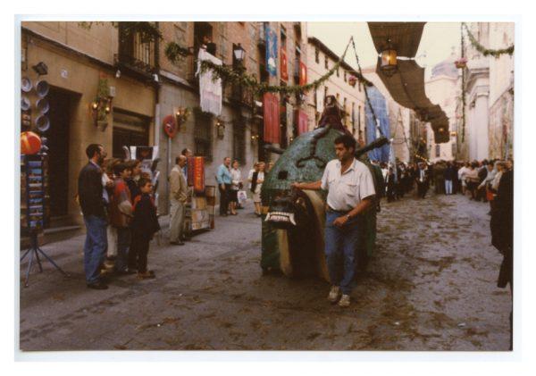 013_Fiestas del Corpus de 1997_Foto de Juan Ignacio de Mesa