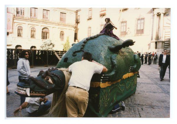 014_Fiestas del Corpus de 1997_Foto de Juan Ignacio de Mesa
