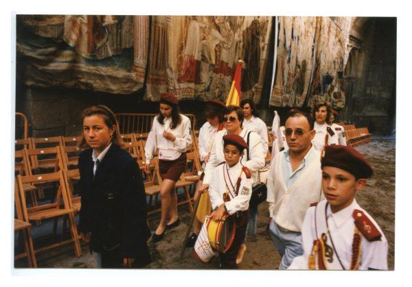018_Fiestas del Corpus de 1997_Foto de Juan Ignacio de Mesa