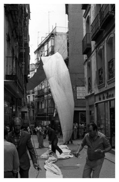01_Fiestas del Corpus de 1982_Foto de Enrique Sánchez Lubián