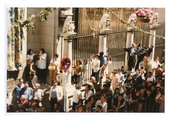 021_Fiestas del Corpus de 1997_Foto de Juan Ignacio de Mesa