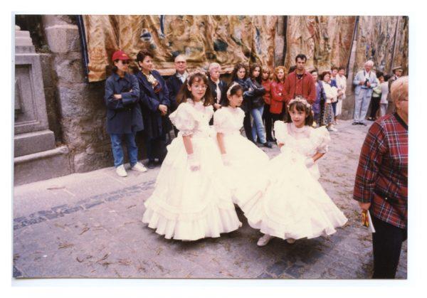 023_Fiestas del Corpus de 1997_Foto de Juan Ignacio de Mesa