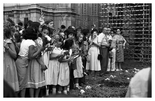 05_Fiestas del Corpus de 1982_Foto de Enrique Sánchez Lubián