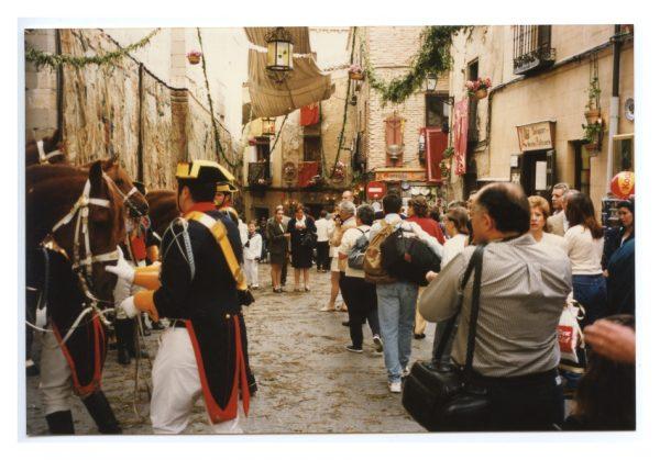 070_Fiestas del Corpus de 1997_Foto de Juan Ignacio de Mesa