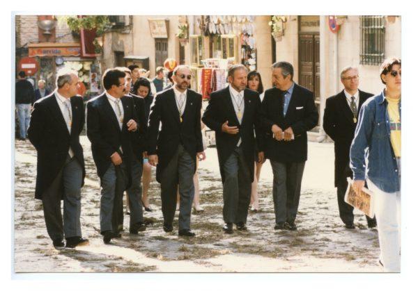 077_Fiestas del Corpus de 1997_Foto de Juan Ignacio de Mesa