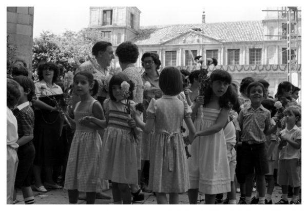 09_Fiestas del Corpus de 1982_Foto de Enrique Sánchez Lubián