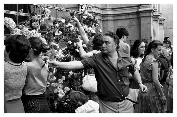 10_Fiestas del Corpus de 1982_Foto de Enrique Sánchez Lubián