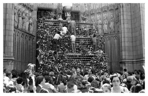 11_Fiestas del Corpus de 1982_Foto de Enrique Sánchez Lubián