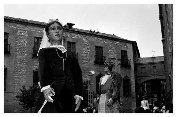 12_Fiestas del Corpus de 1982_Foto de Enrique Sánchez Lubián