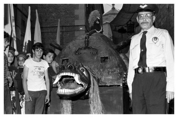 13_Fiestas del Corpus de 1982_Foto de Enrique Sánchez Lubián
