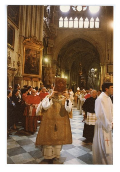 145_Fiestas del Corpus de 1997_Foto de Juan Ignacio de Mesa