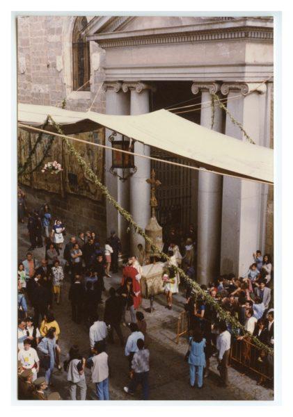 153_Fiestas del Corpus de 1997_Foto de Juan Ignacio de Mesa