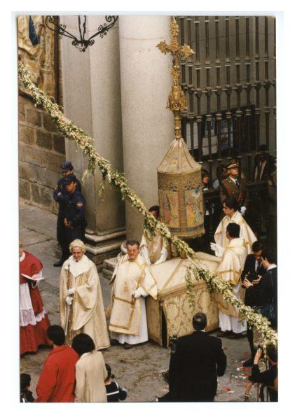 155_Fiestas del Corpus de 1997_Foto de Juan Ignacio de Mesa
