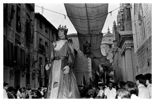 15_Fiestas del Corpus de 1982_Foto de Enrique Sánchez Lubián