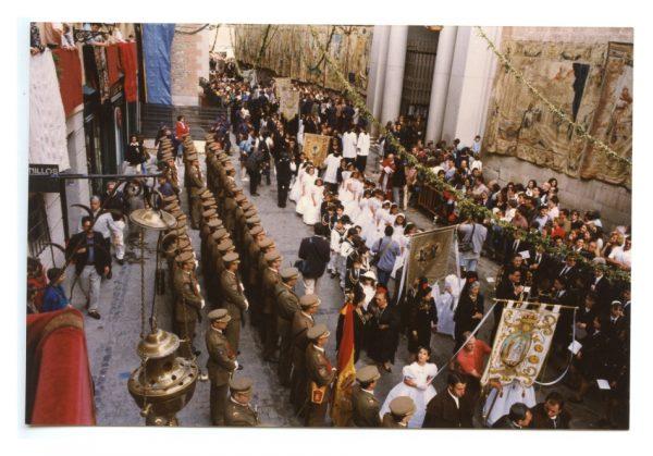 169_Fiestas del Corpus de 1997_Foto de Juan Ignacio de Mesa