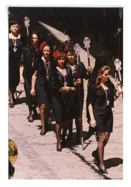 174_Fiestas del Corpus de 1997_Foto de Juan Ignacio de Mesa
