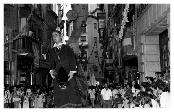 17_Fiestas del Corpus de 1982_Foto de Enrique Sánchez Lubián
