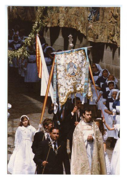 181_Fiestas del Corpus de 1997_Foto de Juan Ignacio de Mesa
