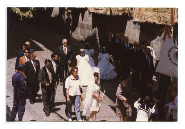 183_Fiestas del Corpus de 1997_Foto de Juan Ignacio de Mesa