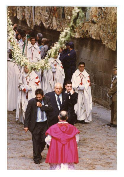 187_Fiestas del Corpus de 1997_Foto de Juan Ignacio de Mesa
