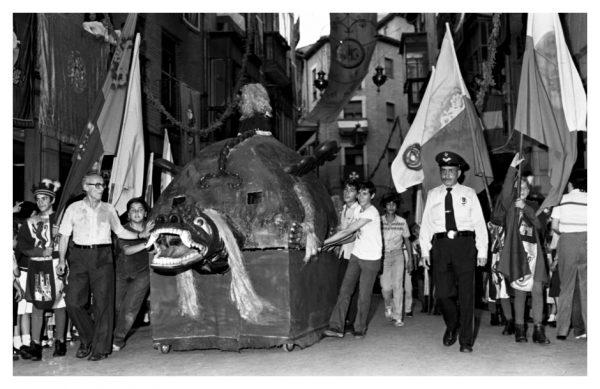 18_Fiestas del Corpus de 1982_Foto de Enrique Sánchez Lubián