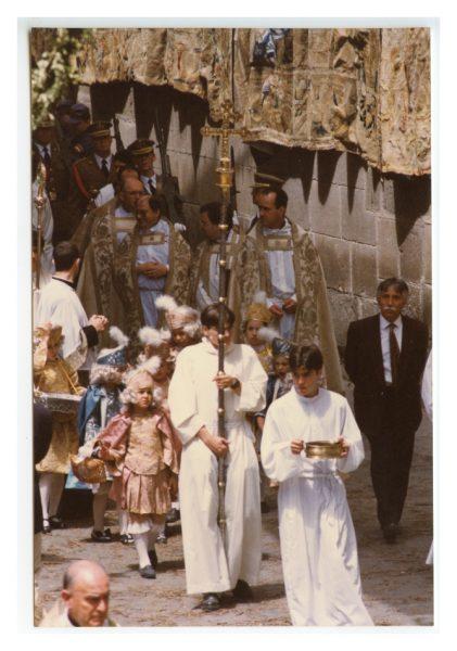 194_Fiestas del Corpus de 1997_Foto de Juan Ignacio de Mesa