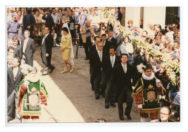 200_Fiestas del Corpus de 1997_Foto de Juan Ignacio de Mesa
