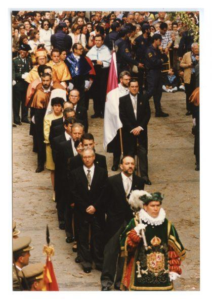 201_Fiestas del Corpus de 1997_Foto de Juan Ignacio de Mesa