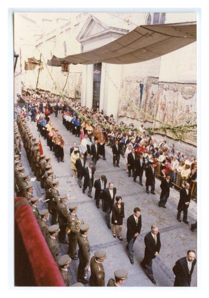 202_Fiestas del Corpus de 1997_Foto de Juan Ignacio de Mesa