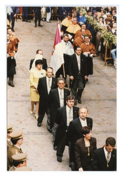203_Fiestas del Corpus de 1997_Foto de Juan Ignacio de Mesa