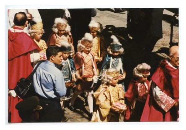 206_Fiestas del Corpus de 1997_Foto de Juan Ignacio de Mesa